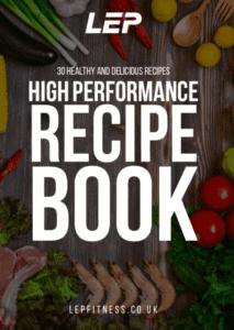 The High Performance Recipe Book