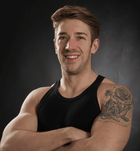 Sheffield personal trainer | LEP Fitness | Owner and founder