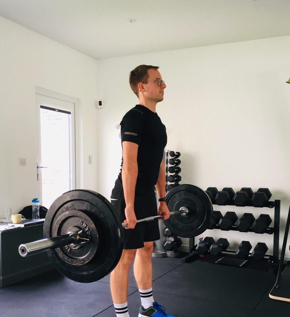 training with LEP Fitness | Sheffield personal trainer