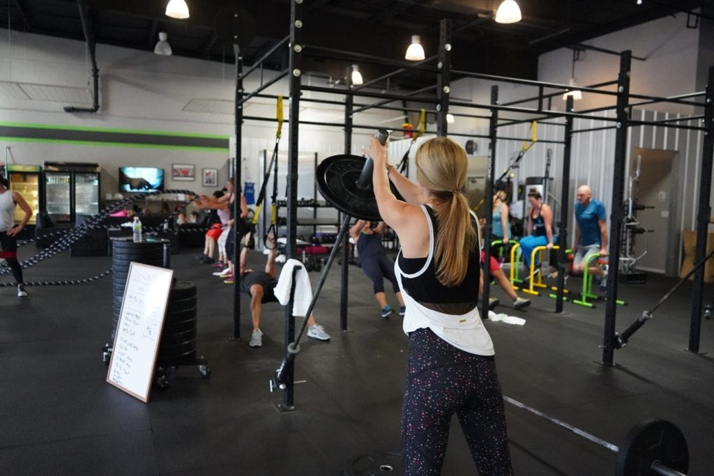5 benefits of having your own personal training studio