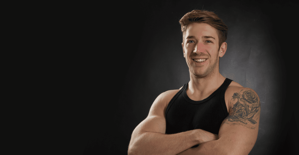 the best personal trainer in Sheffield voted on Google