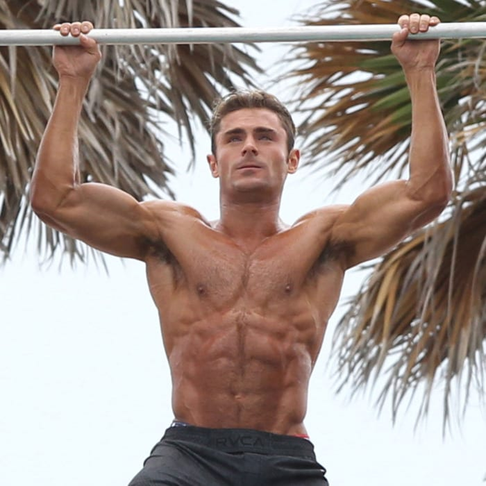 How To Get A Body Like Zac Efron In Baywatch | LEP Fitness