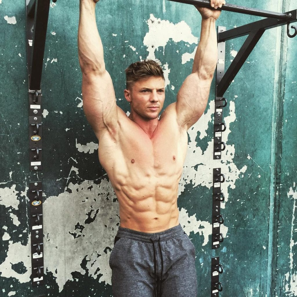 Steve Cook one of the best bodies ever