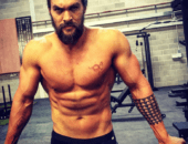 Is Jason Momoa On Steroids