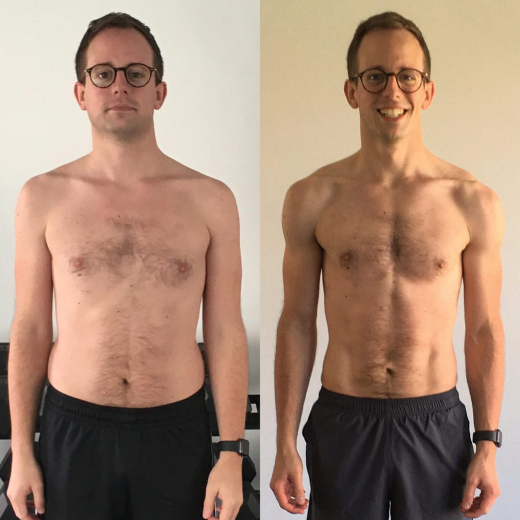 personal trainer Sheffield | LEP fitness results