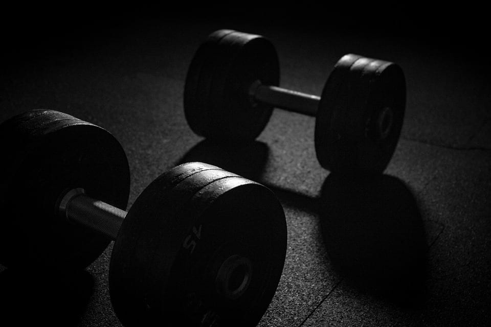 weight training for motocross | LEP Fitness