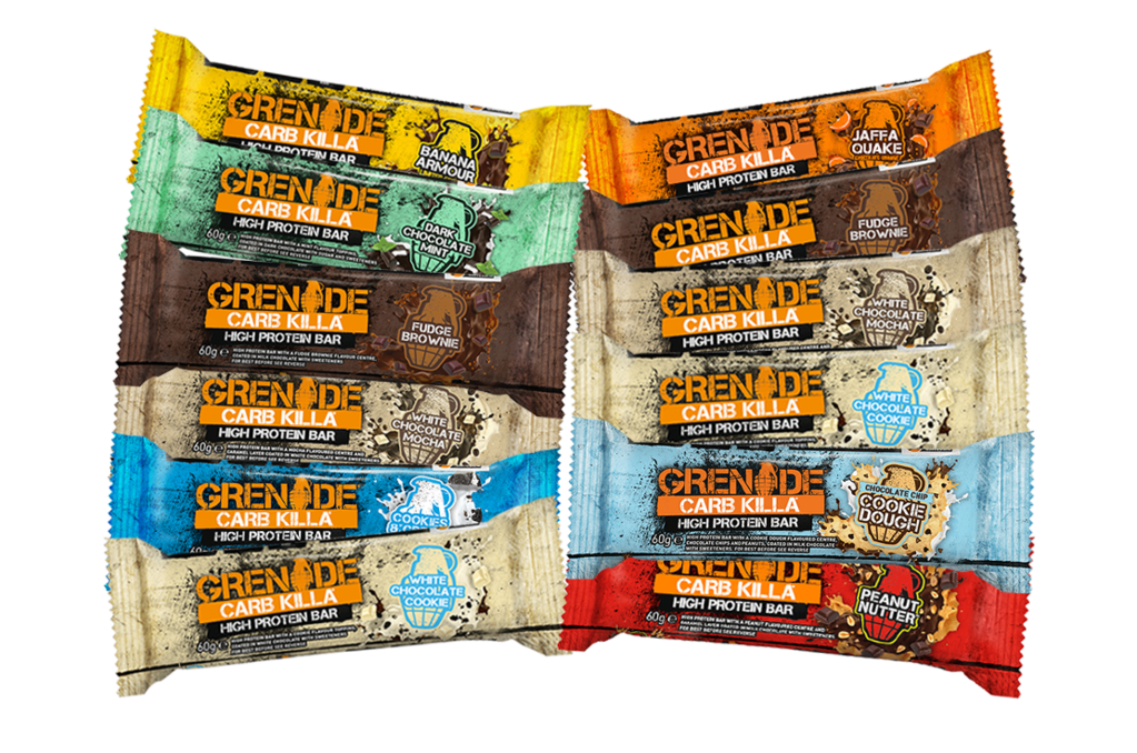 carb killa protein bar review by LEP Fitness