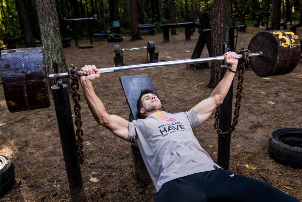 Chains for muscle gains   LEP Fitness