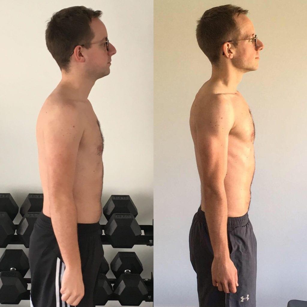 personal training gym sheffield | transformation results