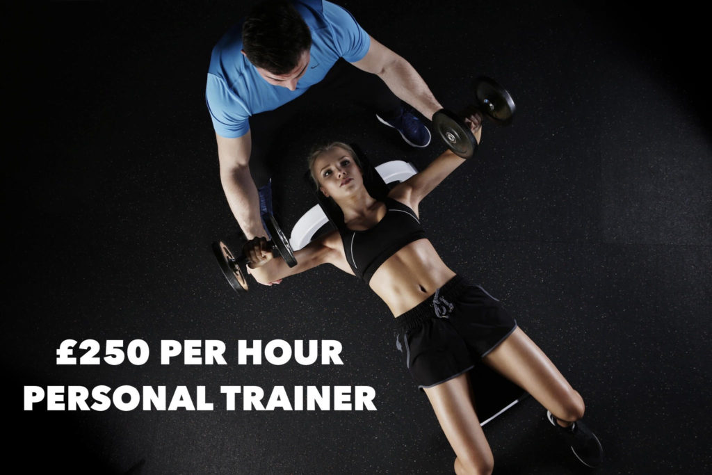 How much should you pay for a personal trainer