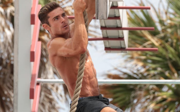 Zac Efron Weight Training Program   LEP Fitness