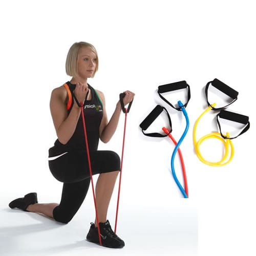Resistance Band Workout   20 Exercises   8 Week Program To Try At Home