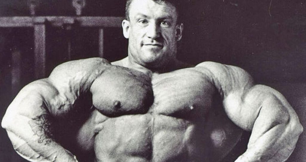 Dorian Yates one of the best physiques of all time | LEP Fitness