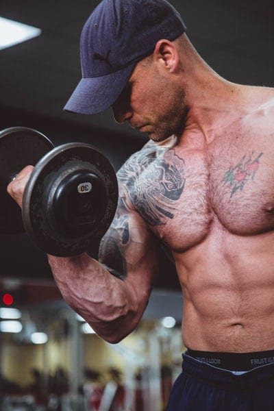 Rest Pause for weight lifters