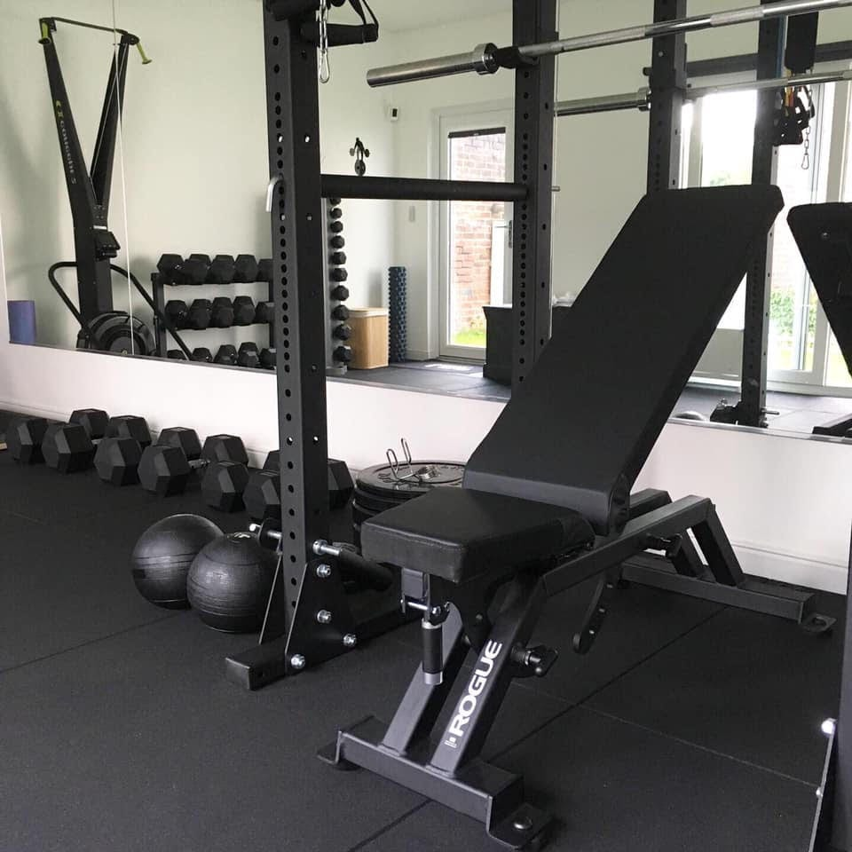 inside LEP Fitness | excellent personal training facility in Sheffield