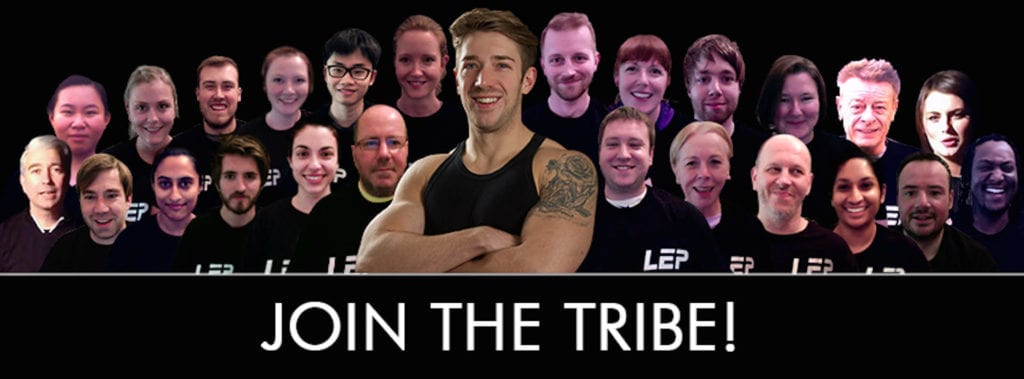 LEP Fitness | members of LEP Fitness | sheffield PT