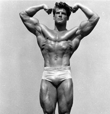 Steve Reeves one of the best physiques of all time | LEP Fitness
