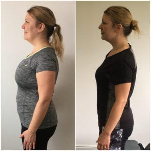 LEP Fitness   private PT studio   results for weight loss