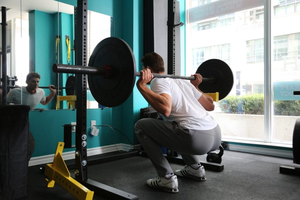 Strength Training for muscle mass