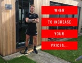 When Should You Increase Your Personal Training Prices?