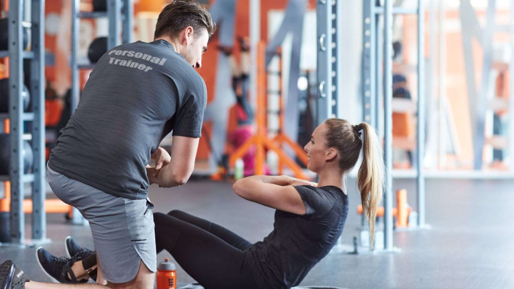 get the most from your personal training experience