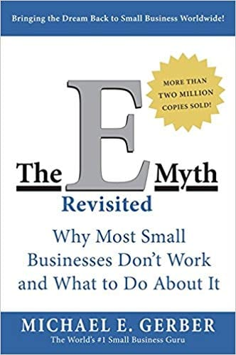 The E-Myth - Michael Gerber for personal trainers