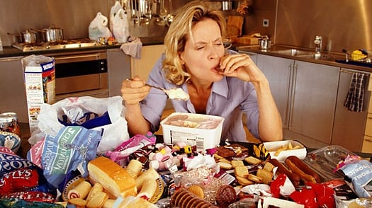 23 Reasons Why You Binge On Food | The Harsh Reality