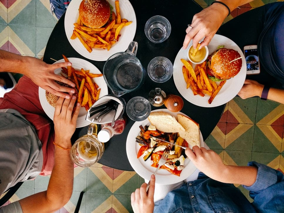 How To Get Away With Eating More At The Weekend Whilst Still Losing Weight | LEP Fitness