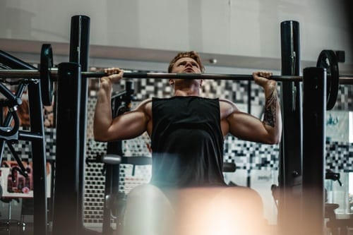 lift more to get bigger muscles