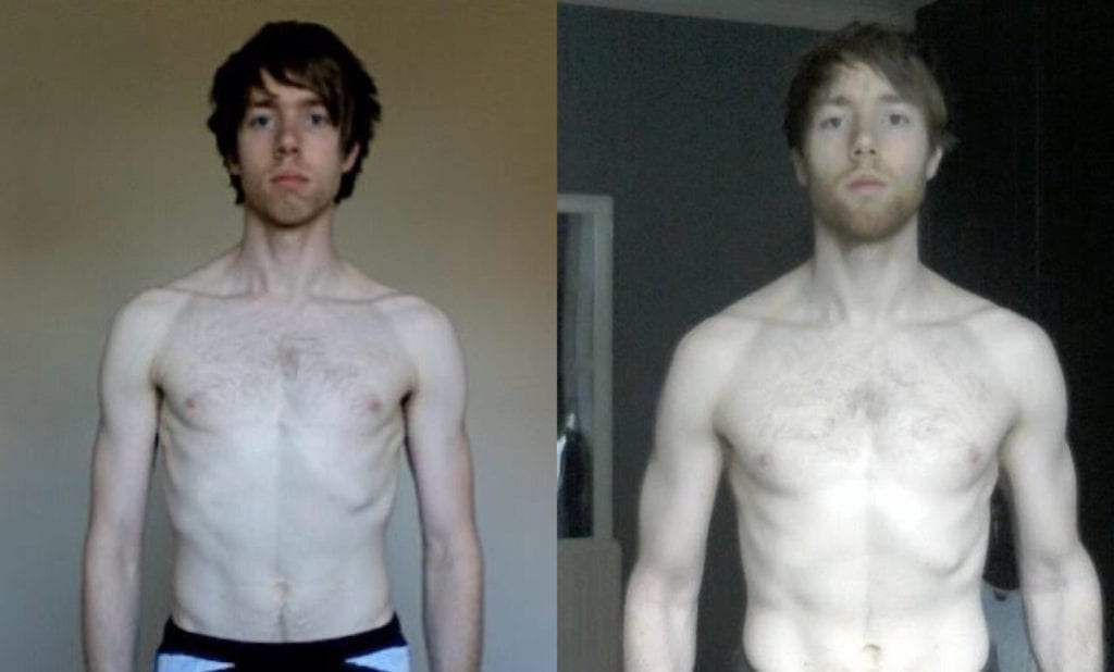results from training with LEP Fitness