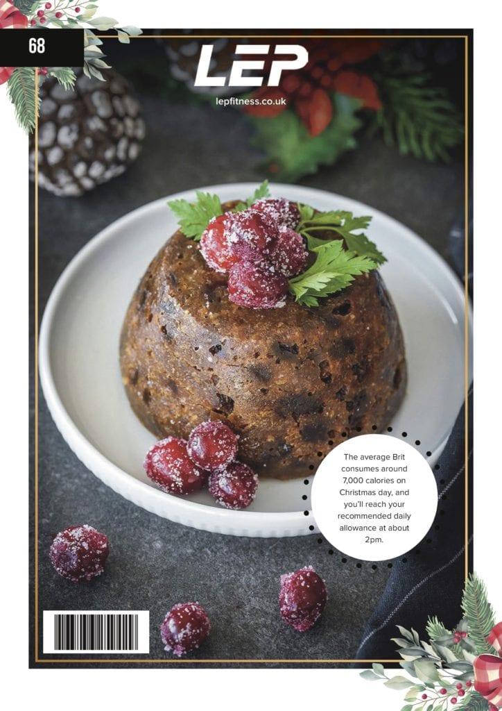 LEP Fitness Xmas Recipe Book