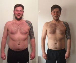 sheffield personal training with LEP Fitness - private personal trainer