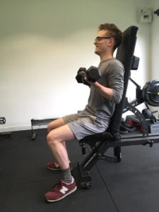 harry LEP Fitness review