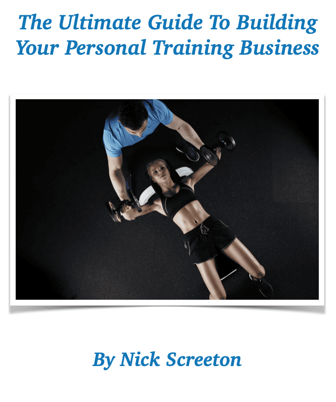 The Ultimate Guide To Building Your Personal Training Business | LEP Fitness ebook