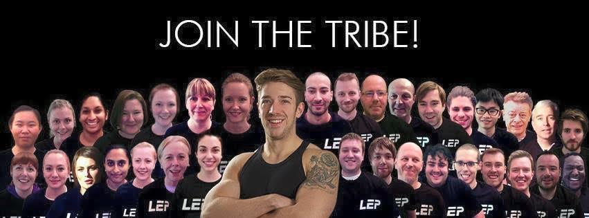 LEP Fitness personal training and custom meal plans in Sheffield