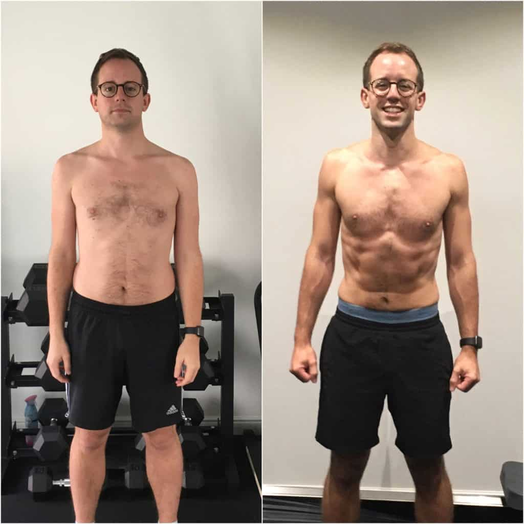 Ben loses 30lbs with LEP Fitness