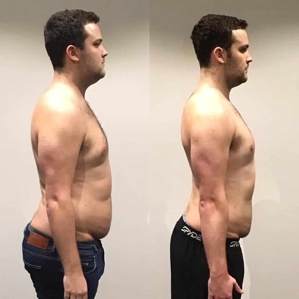 Jan loses 2 stone training with LEP Fitness - PT in sheffield - PT near me