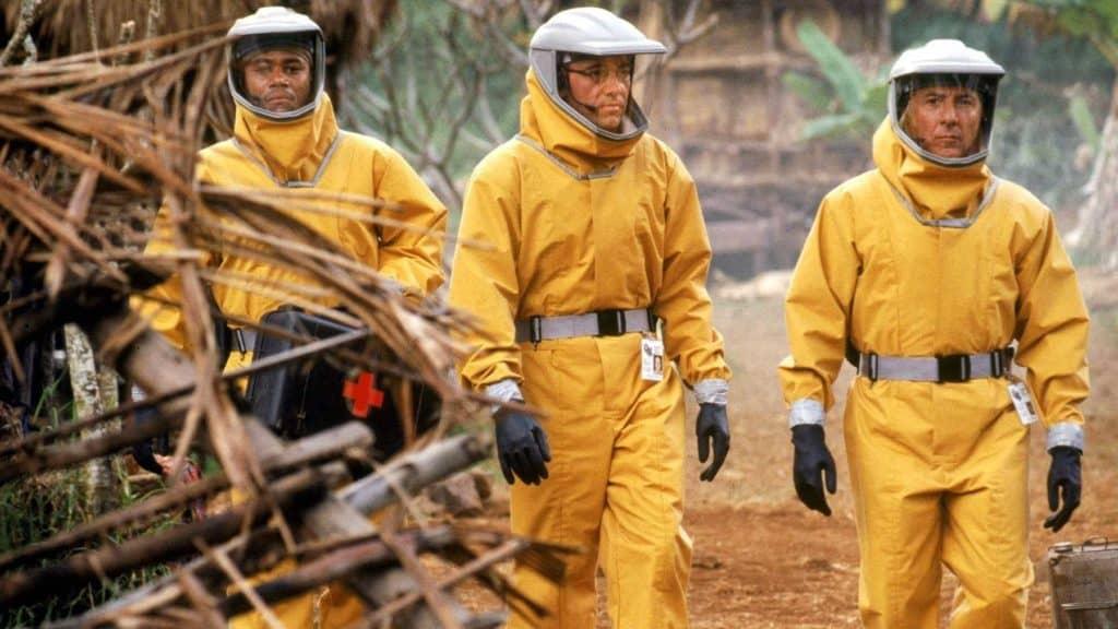 Have you watched Outbreak on Netflix? Coronavirus