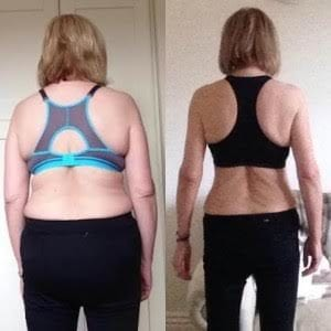 Online personal trainer results - LEP Fitness