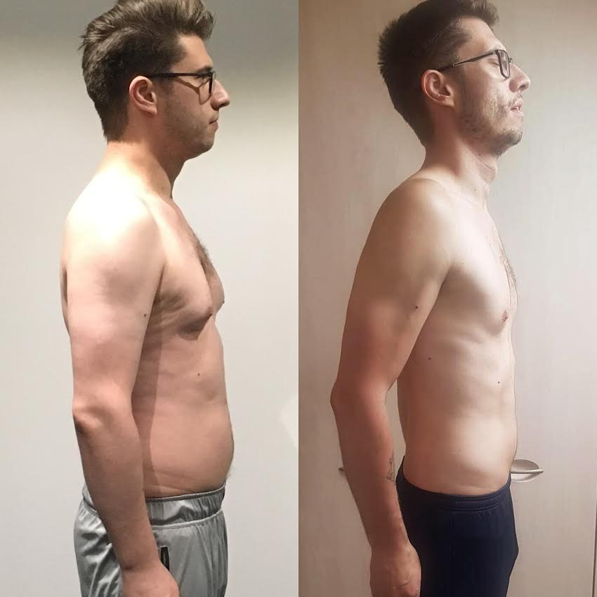 body transformation results sheffield