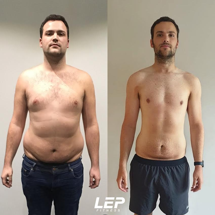 Jan Loses 55lbs with LEP Fitness