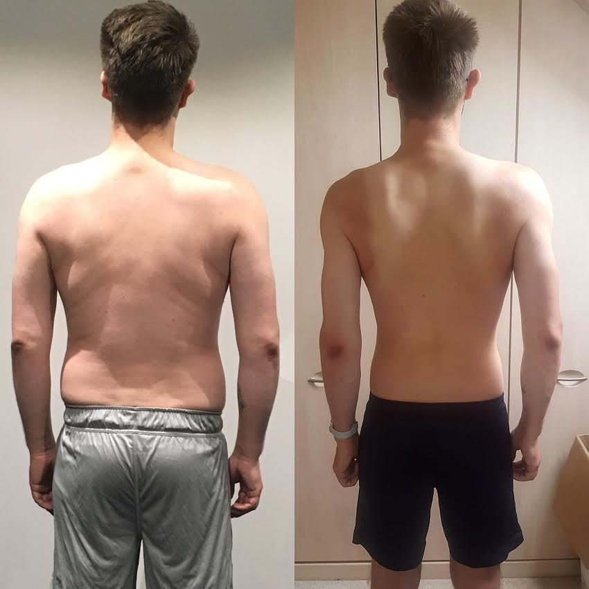 Paul loses 18kg with Sheffield personal trainer LEP Fitness