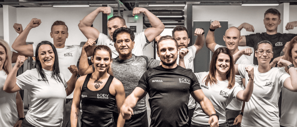 Body Revolution personal trainers