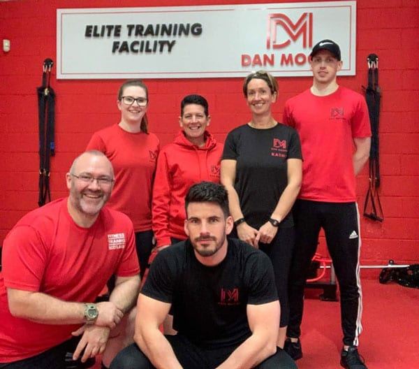 Dan Moore Elite personal trainer