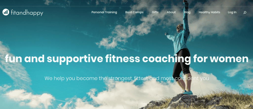 Fit And Happy personal training