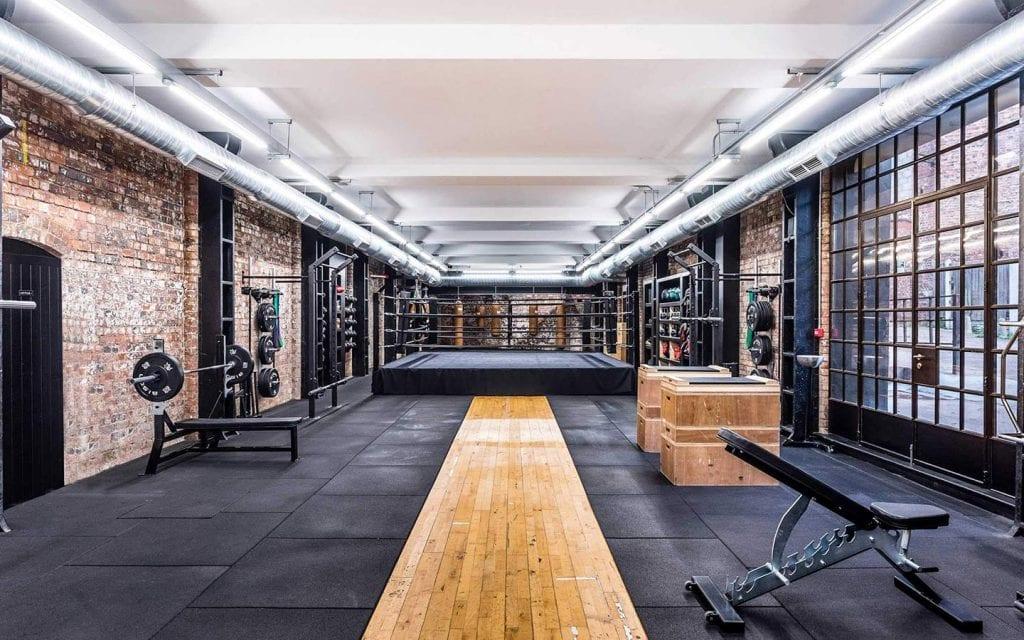 Henrietta Street Gym