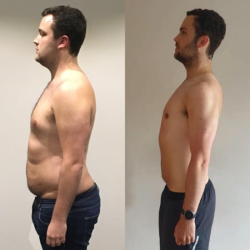 LEP Fitness personal trainer results