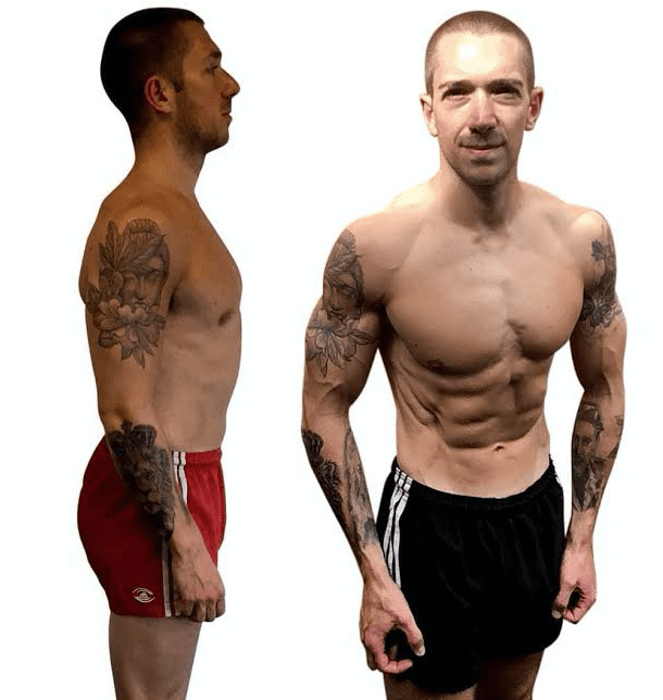Sheffield personal trainer Nick Screeton founder of LEP Fitness
