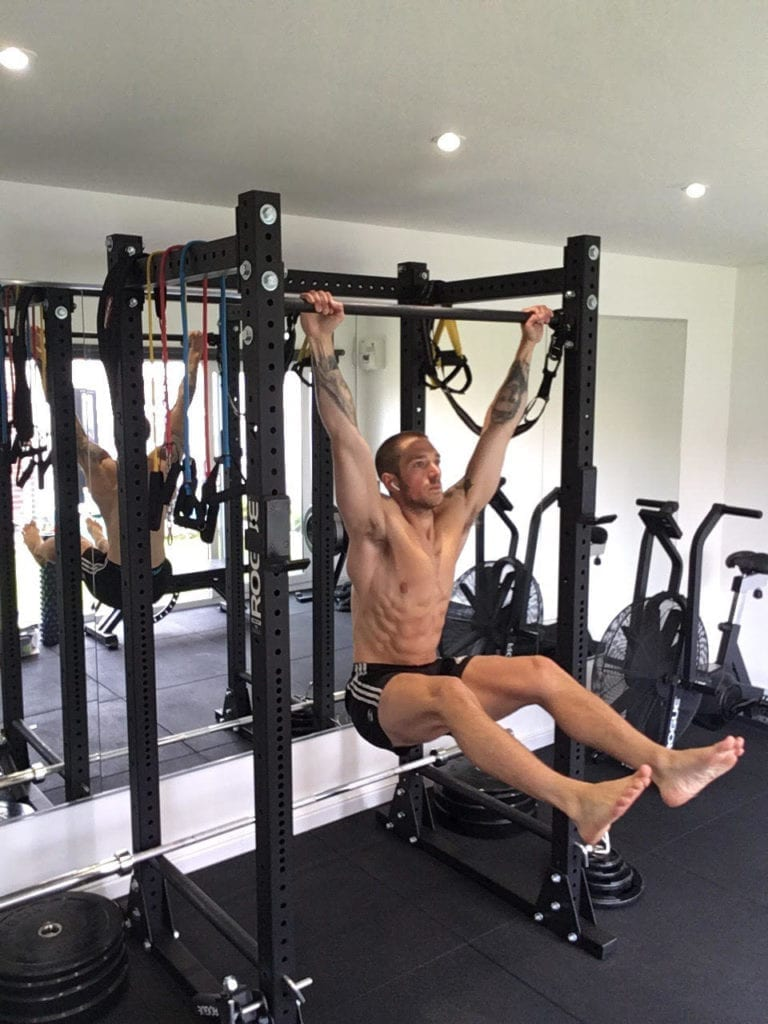 six pack ab training with LEP Fitness
