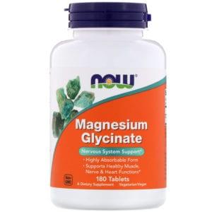 Magnesium Glycinate for bodybuilders